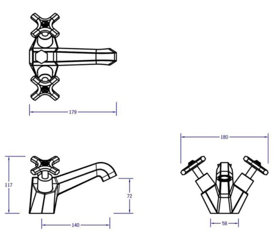 Technical drawing QS-V80074 / WF110DPC