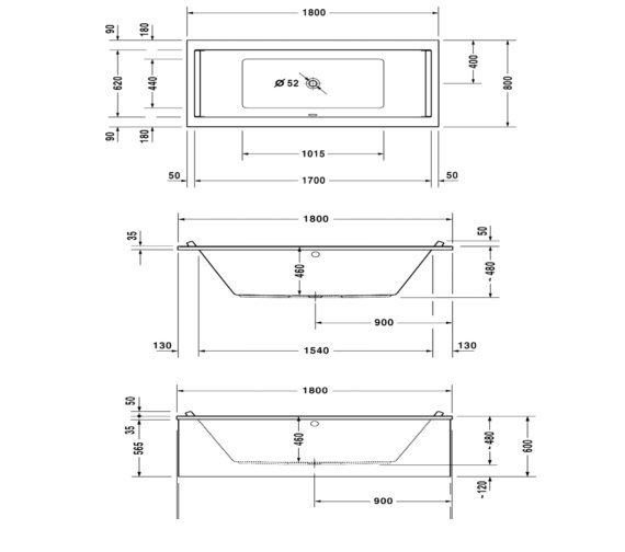 Technical drawing QS-V63286 / 760338000CL1000