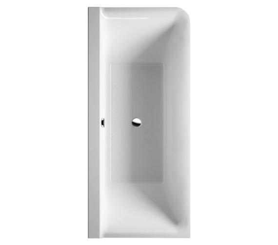 Duravit P3 Comforts 1800x800mm Corner Left Bath With Panel - 700379