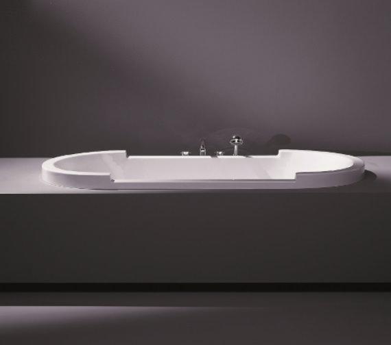 Duravit Starck 1900 x 900mm Oval Built In Bath - 700011000000000