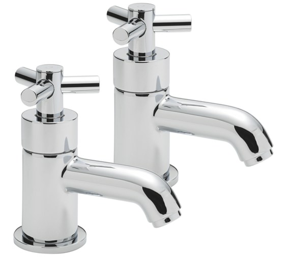Sagittarius Zone Pair Of Bath Taps