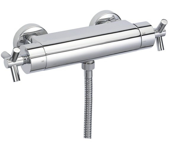 Sagittarius Zone Exposed Thermostatic Bar Shower Valve