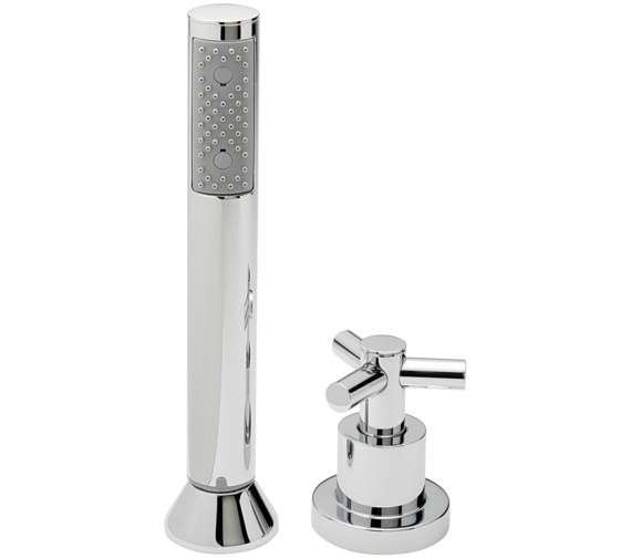 Sagittarius Zone 2 Way Diverter Valve And Bath Mounted Handset