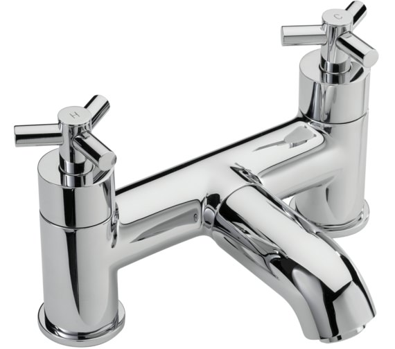 Sagittarius Zone Deck Mounted Bath Filler Tap