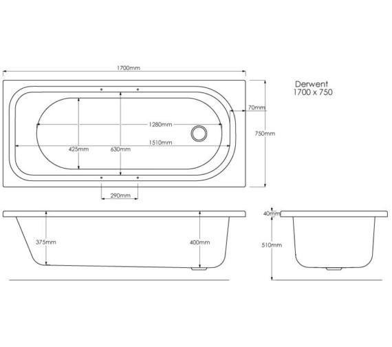 Technical drawing QS-V77998 / NBG110