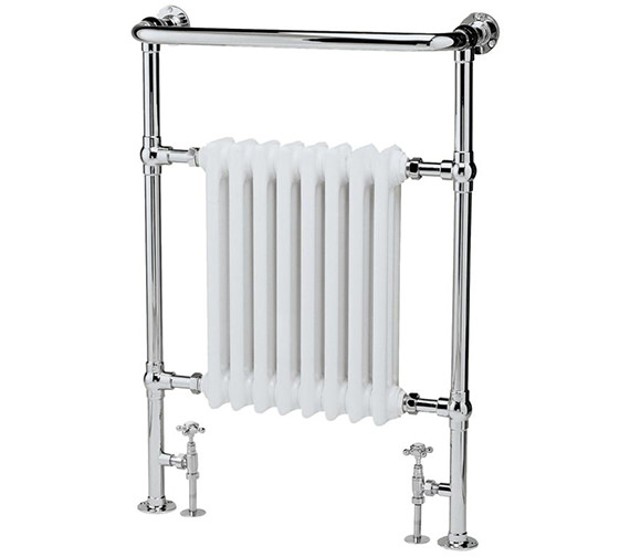 Beo Grand Heated Towel Rail 673 x 965mm