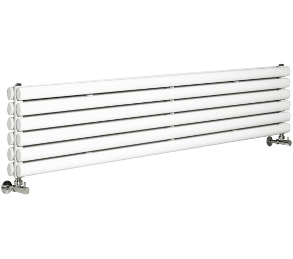 Hudson Reed Revive 1800 x 354mm Horizontal Designer Radiator