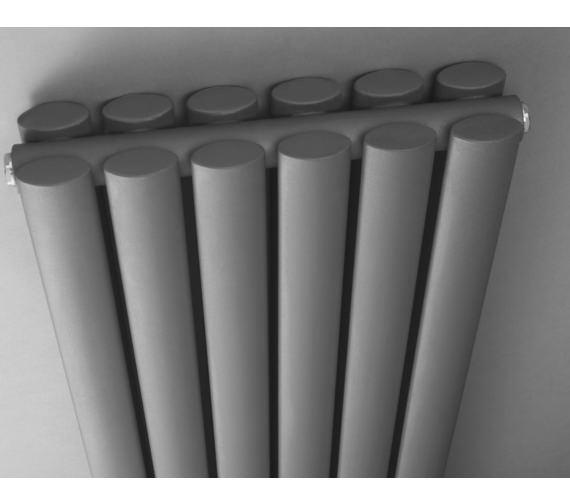 Alternate image of Hudson Reed Revive 1800 x 354mm Horizontal Designer Radiator