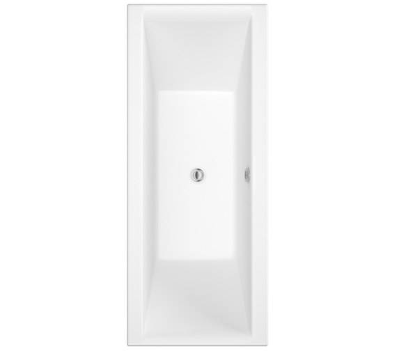 Beo Channel Double Ended Standard Bath 1700 x 700mm