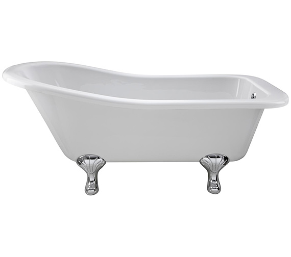 Alternate image of Hudson Reed Brockley Single Ended Freestanding Acrylic Bath