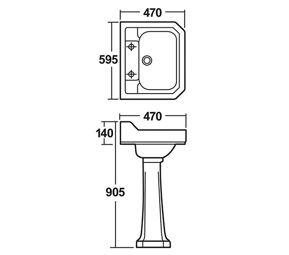 Technical drawing QS-V34142 / BEO-1946
