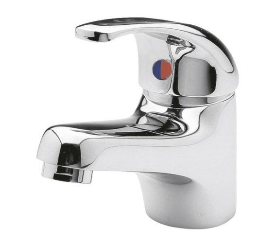 Beo Aeon Single Lever Mono Basin Mixer Tap With Waste