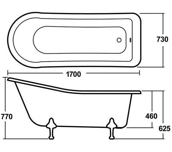 Technical drawing QS-V19779 / BEO-2189