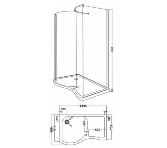 Technical drawing QS-V72826 / BEO-1967