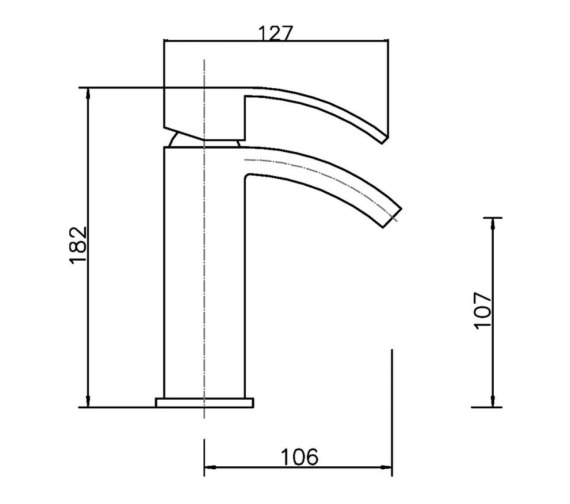Technical drawing QS-V22504 / BEO-1948