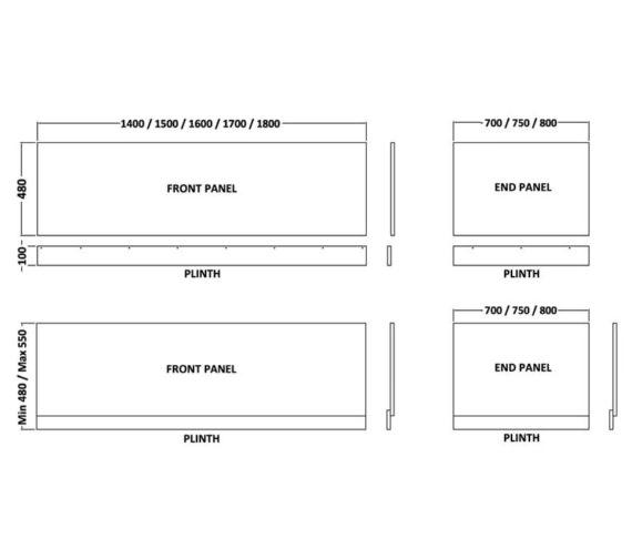 Technical drawing QS-V27451 / BPR111