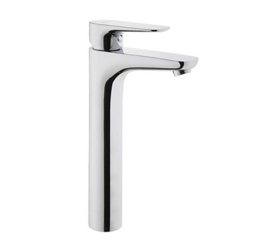 VitrA X-Line Tall Basin Mixer Tap Without Waste - A42322VUK