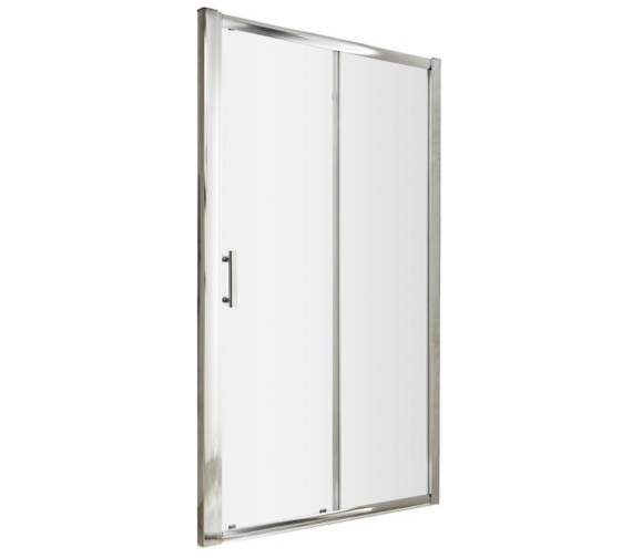 Beo Framed Sliding Shower Door 1000mm