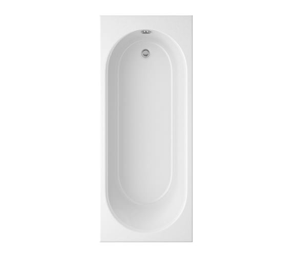 Aqva Toronto Single Ended Bath 1500mm