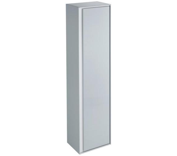 Ideal Standard Concept Air 400 x 1600mm Gloss Grey Tall Column Unit