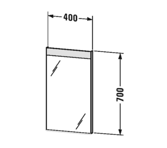 Technical drawing QS-V81924 / LM783400000