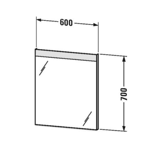 Technical drawing QS-V81933 / LM7855D0000