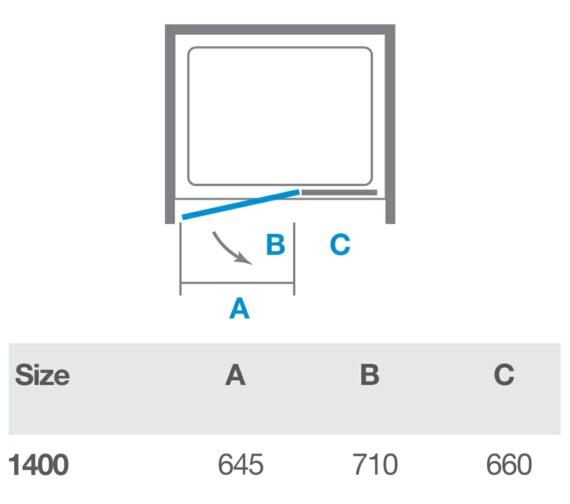 Technical drawing QS-V40555 / A0611UH