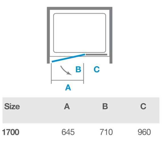 Technical drawing QS-V39247 / A0611WH
