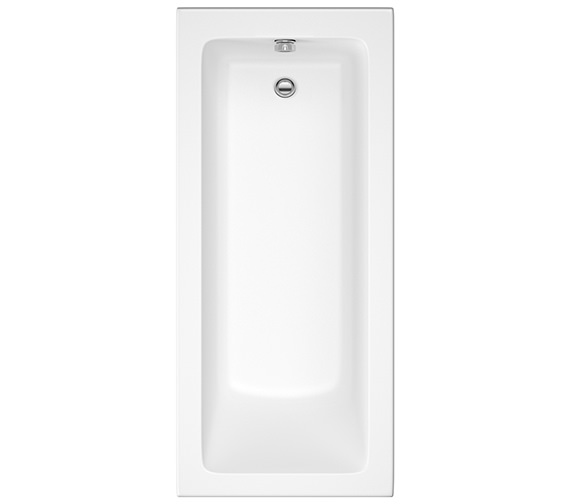 Pura SQR 1700 x 750mm Single Ended Bath