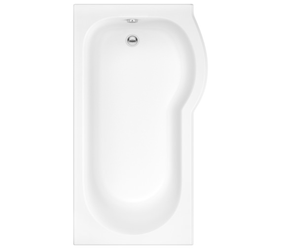 Pura Curve 1500 x 850mm Right Hand Shower Bath
