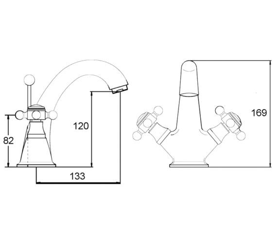 Technical drawing QS-V22502 / BEO-2044
