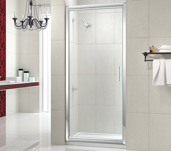 Merlyn 8 Series 700mm Infold Shower Door - M84401