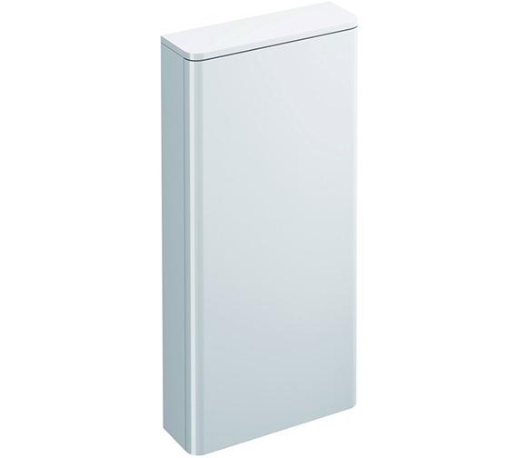 Pura Flite 550mm White Gloss WC Cistern Frame Furniture Cover