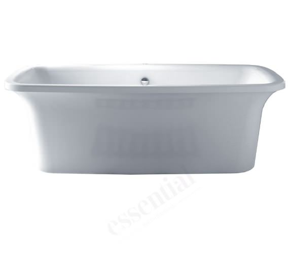 Essential Holborn 1800 x 800mm Freestanding Double Ended Bath
