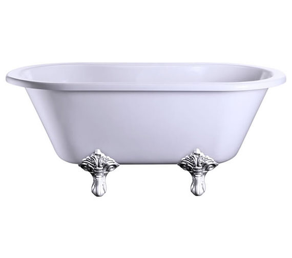 Burlington Windsor 1500 x 750mm Freestanding Double Ended Bath