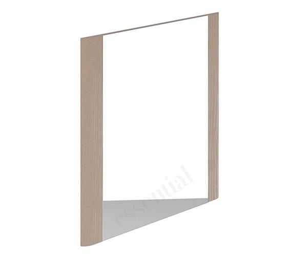 Essential Vermont Light Grey Mirror 600 x 600mm