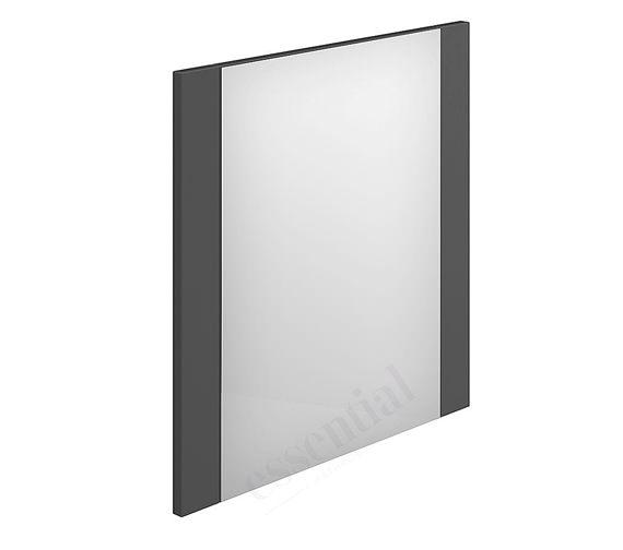 Essential Nevada 600 x 600mm Grey Finish Mirror