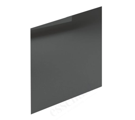 Alternate image of Essential Nevada White End Bath Panel 700mm Wide
