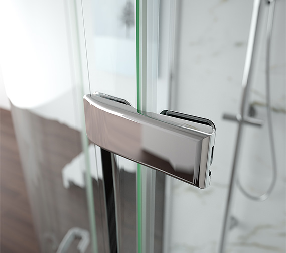 Alternate image of Merlyn 8 Series 700mm Hinge Door And 210mm Inline Panel