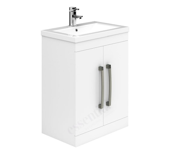 Essential Nevada 500mm 2 Door Vanity Unit And Basin