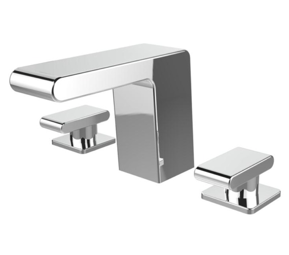 Bristan Pivot 3 Hole Deck Mounted Bath Filler Tap