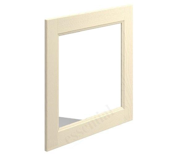 Essential Hampshire 600 x 600mm Square Bathroom Mirror