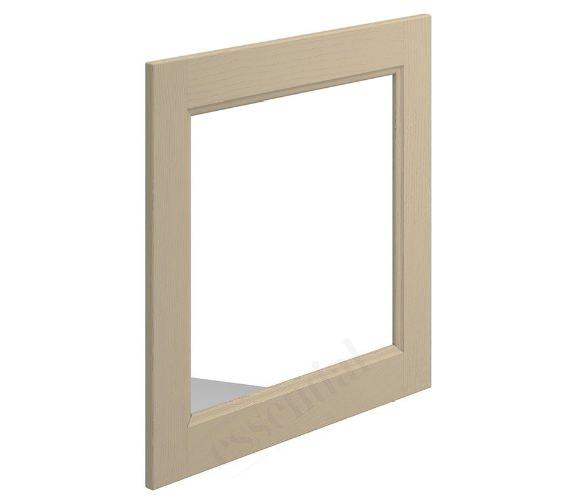 Alternate image of Essential Hampshire 600 x 600mm Square Bathroom Mirror