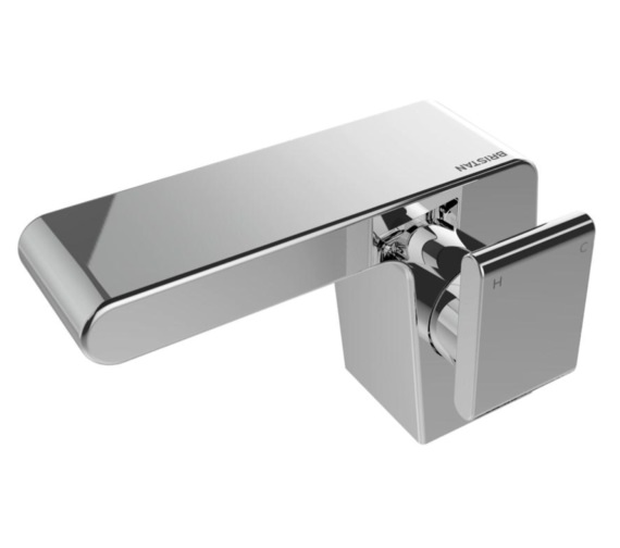 Bristan Pivot Deck Mounted Side Action Basin Mixer Tap