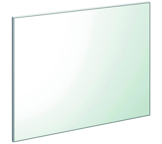 Pura Xcite 800 x 600mm Aluminium Edged Mirror
