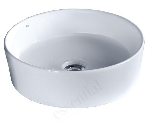 Essential Lavender 420mm Round Vessel Countertop Basin