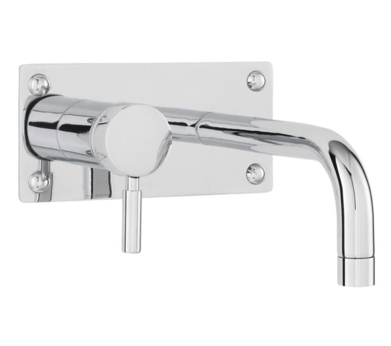 Beo Mode Wall Mounted Basin And Bath Filler Tap