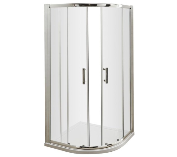 Beo Double Door Quadrant Shower Enclosure 1000mm