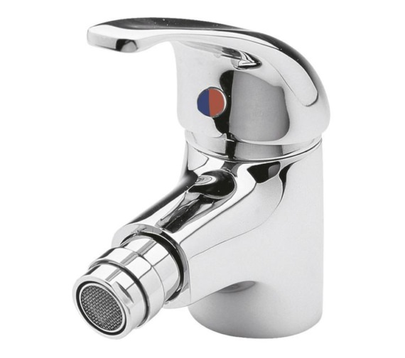 Beo Aeon Single Lever Mono Bidet Mixer Tap With Pop-Up Waste