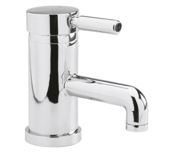 Beo Twirl Eco-Click Single Lever Mono Basin Mixer Tap